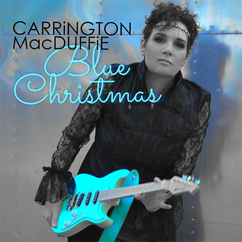 "Video Premiere: Carrington McDuffie's Rocking Rendition of ""Blue Christmas"""