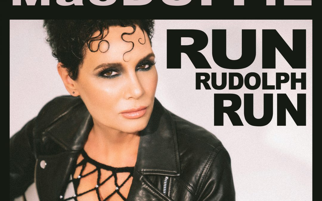 "CARRiNGTON MacDUFFiE Releases Unique Christmas Release ""Run Rudolph Run"" (Exclusive)"