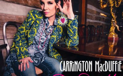 """CARRiNGTON MacDUFFiE Releases """"Baby Played Me"""""""